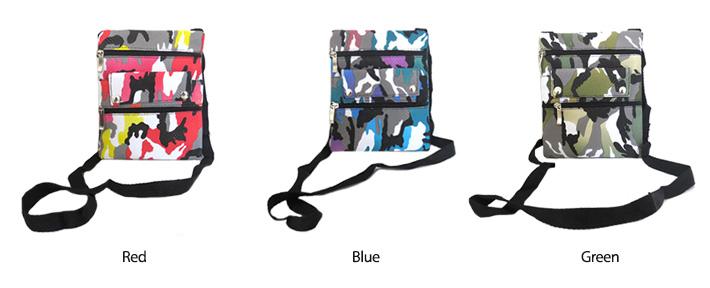 Army Cross Bags