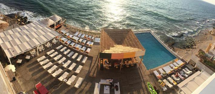 35 Degrees Beach Bar & Restaurant