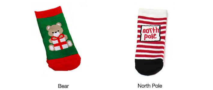 Kids Holiday Socks