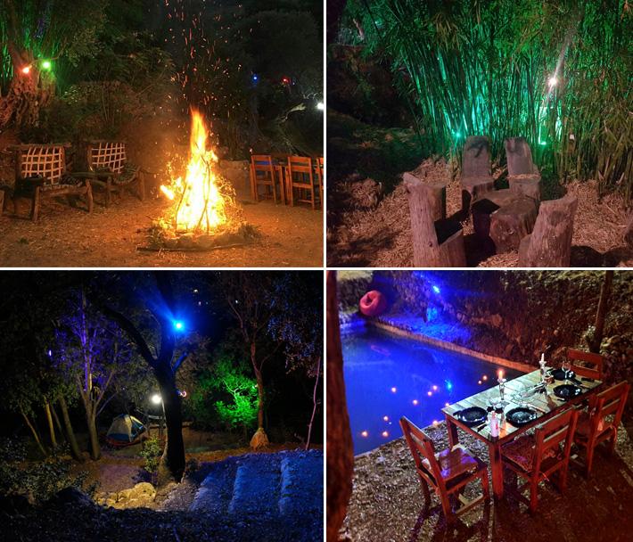 Camping bel Tabi3a