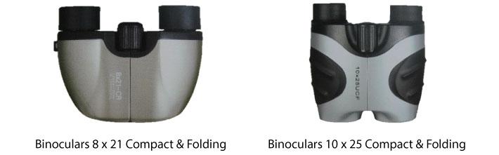Compact & Folding Binoculars