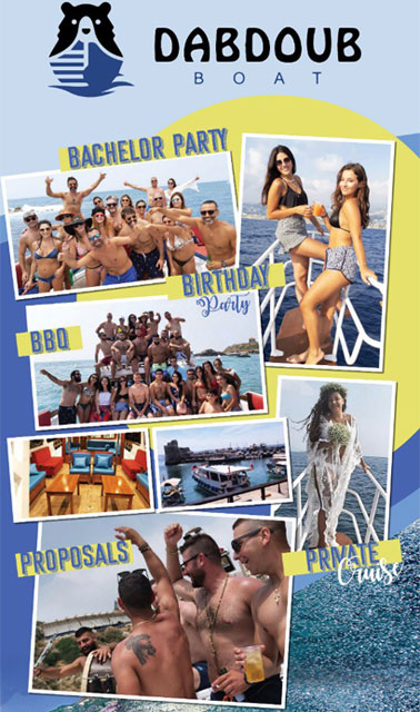 Dabdoub Boat Party