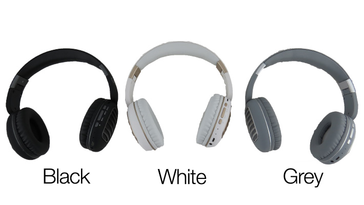 Bluetooth Wireless CA-020 Headphones
