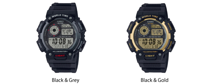 Casio Youth Collection