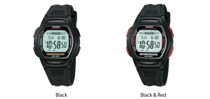 Casio Casual Sports Watch For Women