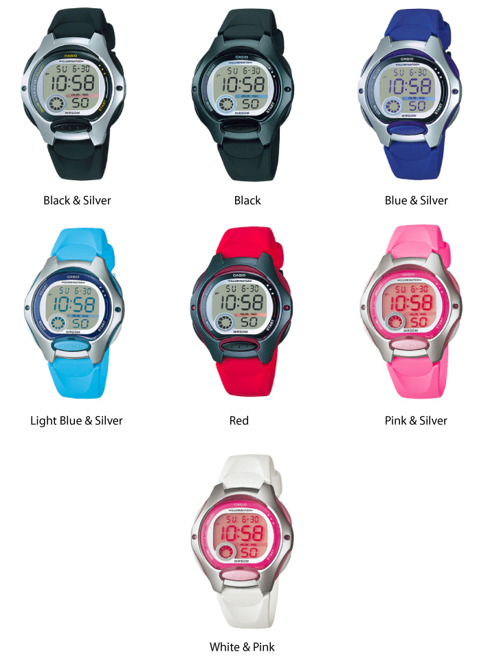 Casio Sports Digital Watch For Women