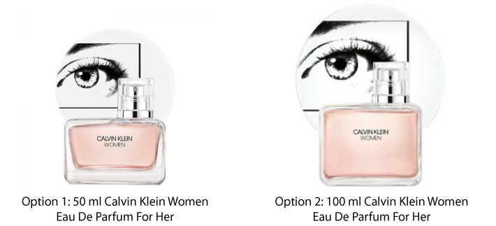 Calvin Klein Women Eau De Parfum For Her