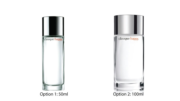 Clinique Happy Perfume Spray For Her