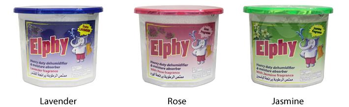 Elphy 800 ml Dehumidifier