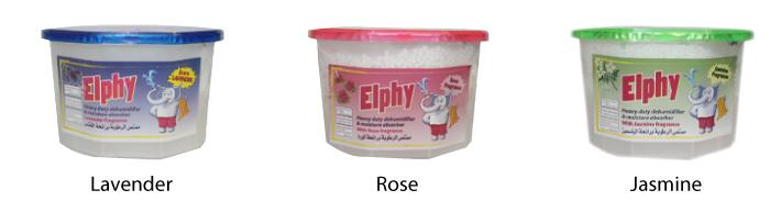 Elphy 600 ml Dehumidifier