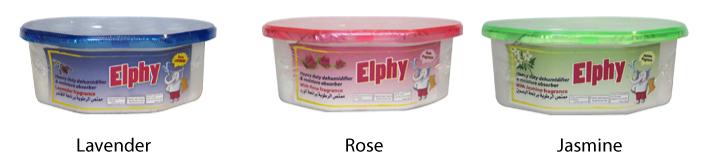 Elphy 300 ml Dehumidifier