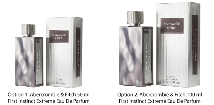 Abercrombie & Fitch First Instinct Extreme Eau De Parfum For hIM