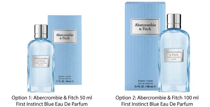 Abercrombie & Fitch First Instinct Blue Eau De Parfum For Her
