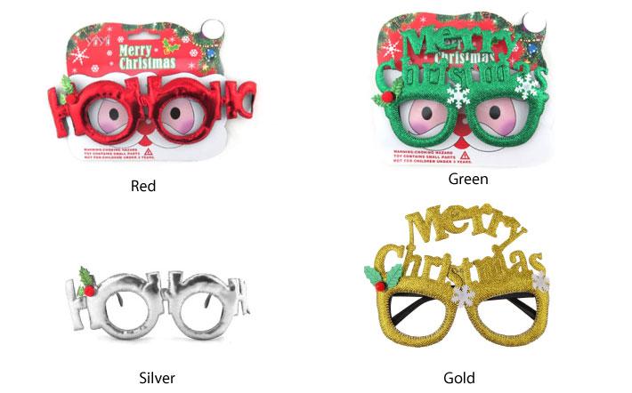 Christmas Eyewear Accessory