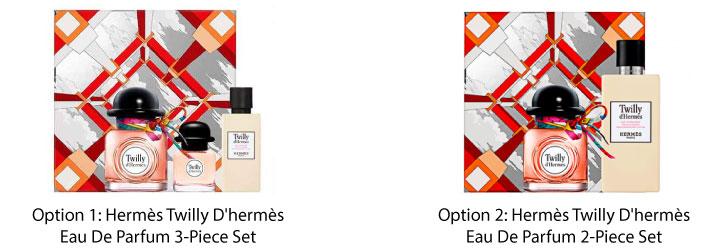 Hermes Twilly D'hermes Eau De Parfum Set For Her