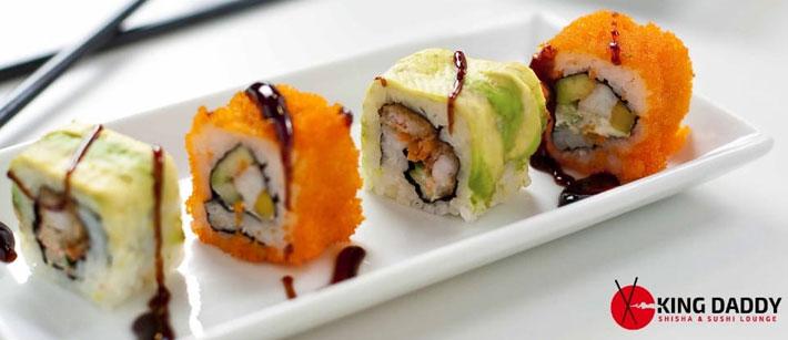 King Daddy Shisha & Sushi Lounge