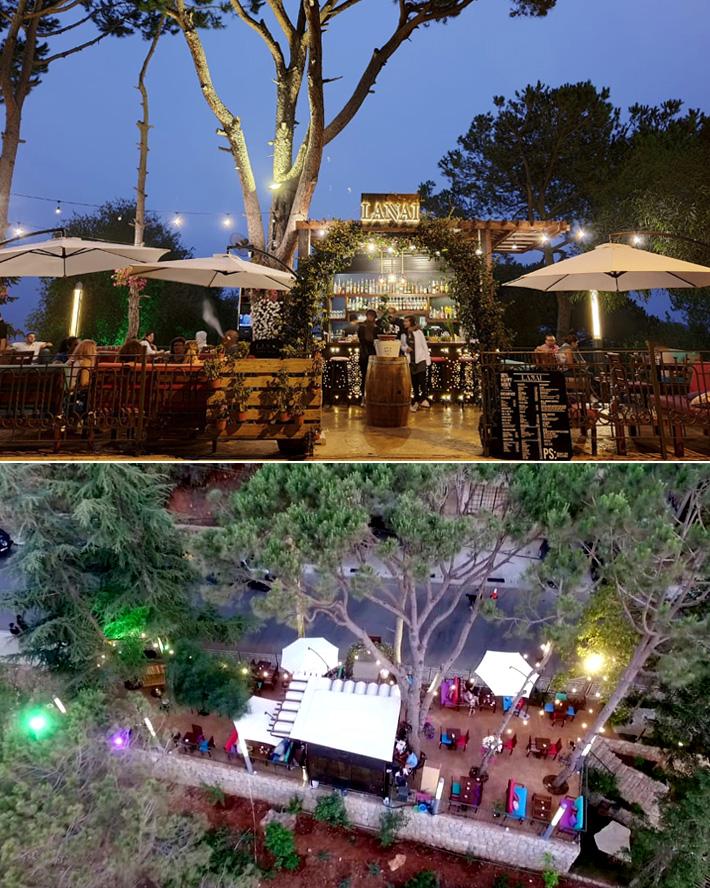 Lanai Café Bar