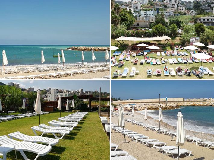 Le Cerf-Volant Beach & Restaurant