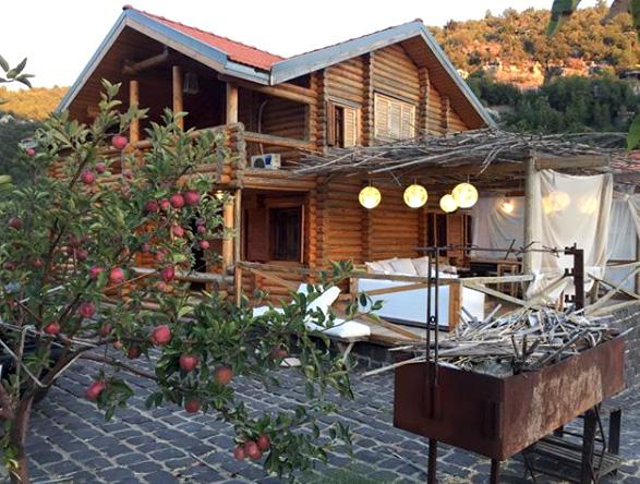 Duplex Lodge Home