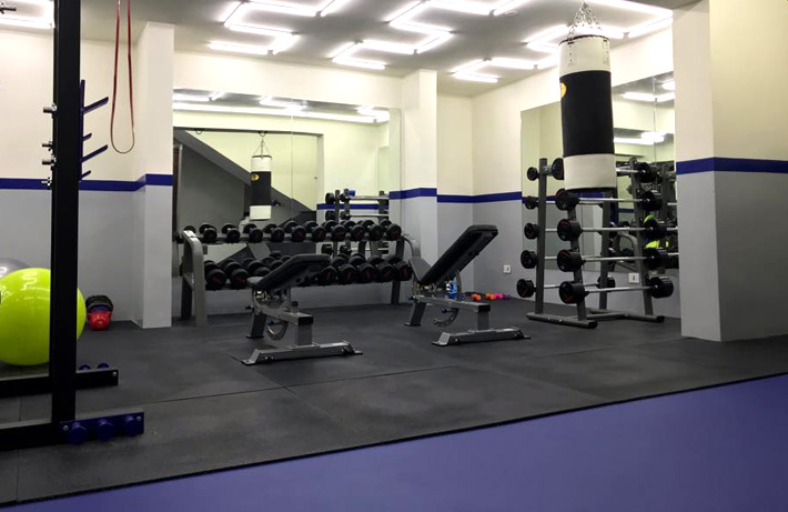 Mike's Fitness House