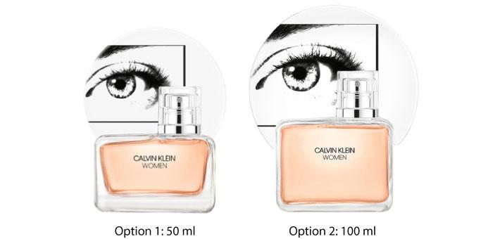 Calvin Klein Women Intense Eau De Parfum For Her
