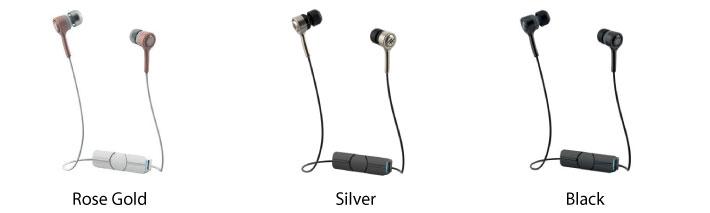 iFrogz Audio Coda Wireless Earbuds With Mic