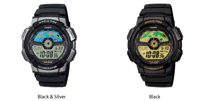 Casio Digital Watch For Men