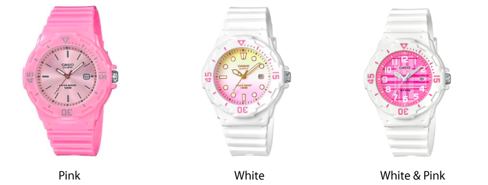 Casio Casual Collection Analog Watch For Women