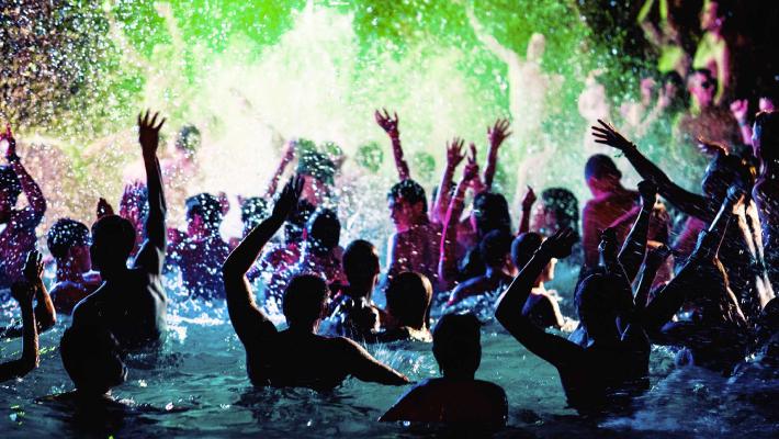 Seya's Pool Party
