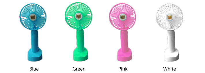 Portable Fan With Stand