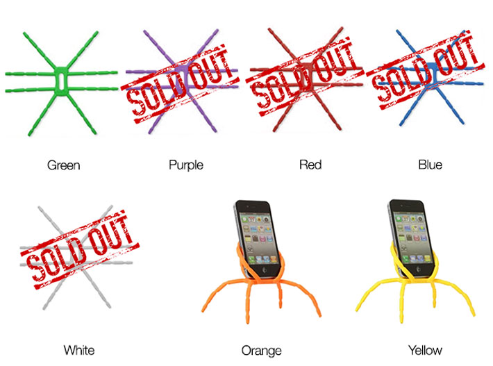 Spider Phone Stand