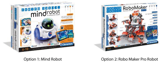 Clementoni Coding Lab Robot