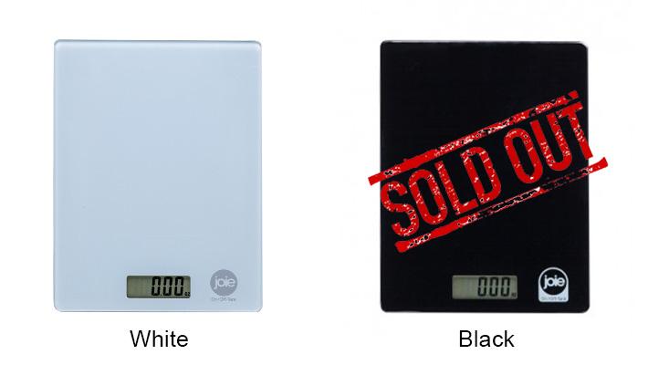 Joie Digital Kitchen Scale