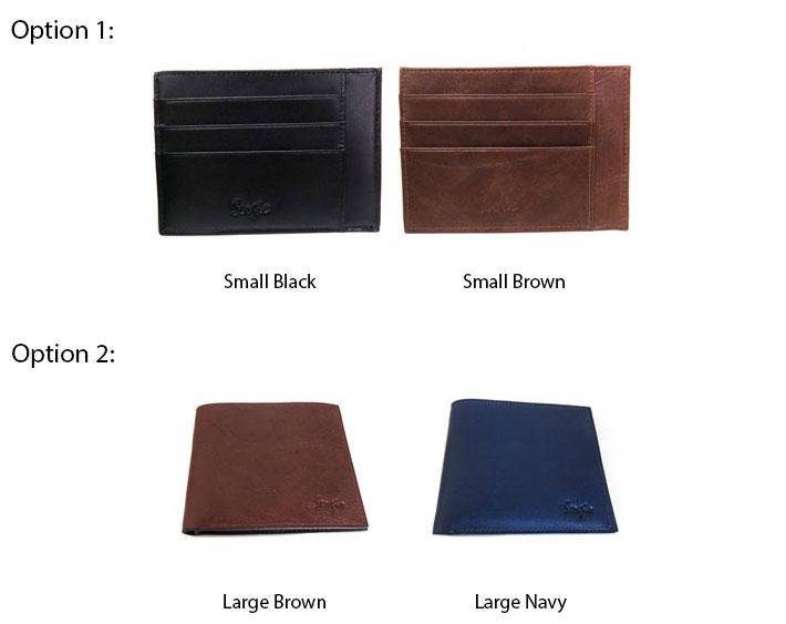 Leather Men's Wallets