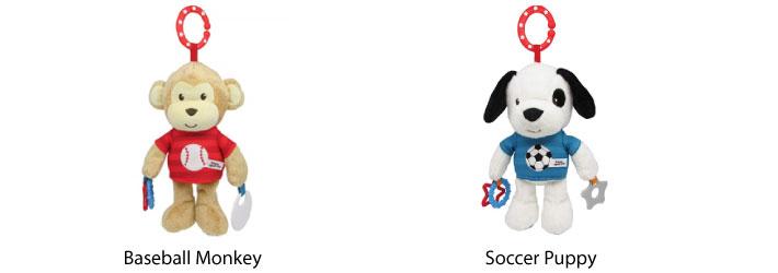 Little Sport Star Developmental Toy