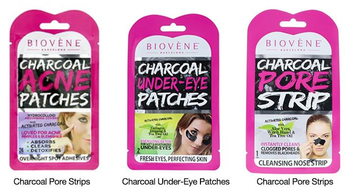 Biovène Charcoal Mask