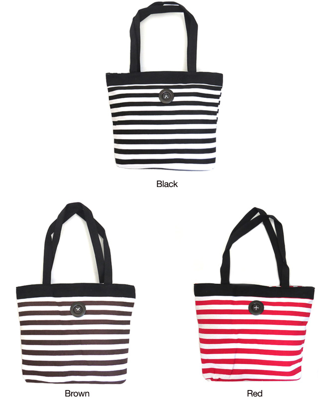 Stripped bag